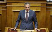 Στάθης Κωνσταντινίδης: «Ενισχύθηκε το κοινωνικό κράτος με το νομοσχέδιο «Μέτρα ενίσχυσης των εργαζομένων και ευάλωτων κοινωνικών ομάδων, κοινωνικοασφαλιστικές ρυθμίσεις και διατάξεις για την ενίσχυση των ανέργων»