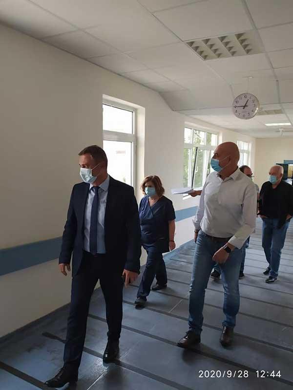 Παναγιώτης Μπογιατζίδης: Εγκρίθηκαν επτά νέες θέσεις γιατρών στο Μαμάτσειο , πέντε στο Μποδοσάκειο