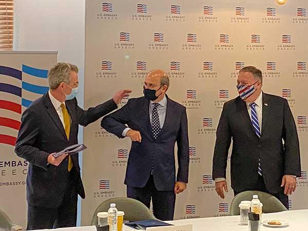 Κωστής Χατζηδάκης: Τα πέντε μεγάλα έργα που θα κάνουν την Ελλάδα ενεργειακό κόμβο των Βαλκανίων