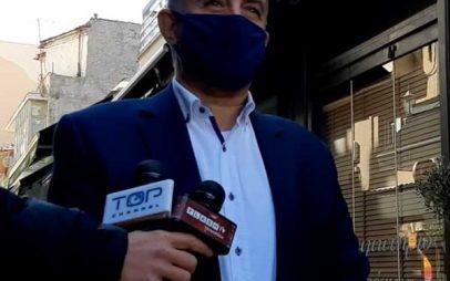Γιώργος Αδαμίδης: «Η πρόταση συμμετοχής των κατοίκων σε καθρεφτάκια δεν δίνει θέσεις εργασίας»
