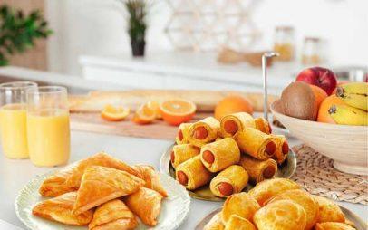 Αlfa pastry: «Μοσχομυρίζουμε το σπίτι»