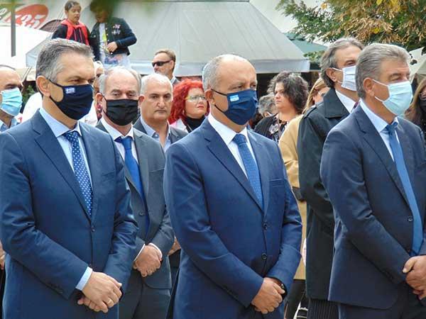Δήμος Γρεβενών: Την 108η Επέτειο των Ελευθερίων τους γιόρτασαν σήμερα τα Γρεβενά