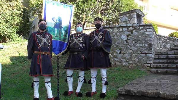 Με μια λιτή τελετή ξεκίνησαν οι εκδηλώσεις για τον Εορτασμό της Ημέρας Μακεδονικού Αγώνα στην Π.Ε. Καστοριάς