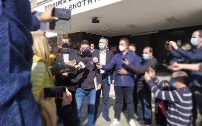 Νίκος Χαρδαλιάς από Καστοριά: «Επιθετική η έξαρση του ιού – Τα επόμενα 24 ώρα είναι σημαντικά – Το λιανεμπόριο δεν σχετίζεται με μικρές ή μεγάλες εξάρσεις»