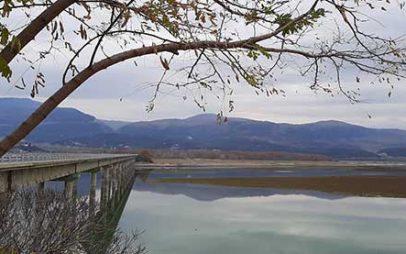 Η φωτογραφία της ημέρας:Η Γέφυρα Ρυμνίου