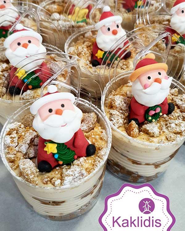 Kaklidis Bakery:Όλες οι μυρωδιές και η μαγεία των Χριστουγέννων σε ένα γλυκό