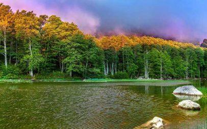Λίμνη Μουτσάλια: Ένα παραμυθένιο σκηνικό στη σκιά του Γράμμου