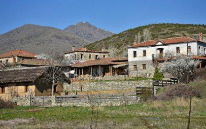Μηλιώνας, το ερημωμένο χωριό της Φλώρινας – «Λαβωμένο» κι αυτό από τον εμφύλιο