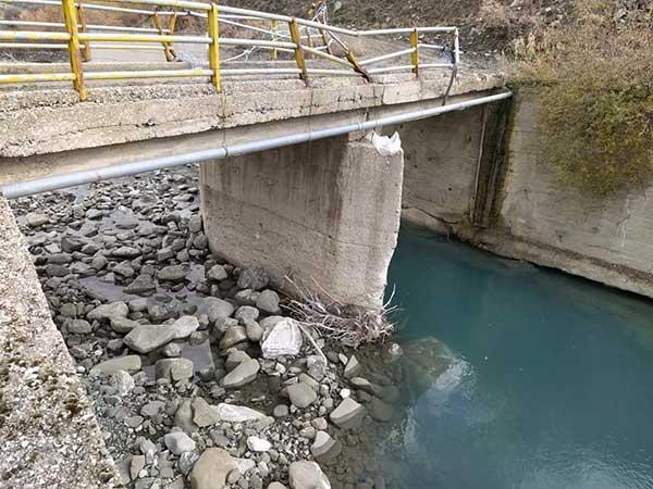 Ξεκίνησαν οι εργασίες αντιπλημμυρικής προστασίας στην περιοχή του Γράμμου από την Π.Ε. Καστοριάς