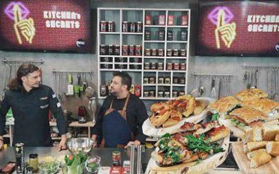Focaccia από το Στέλιο Πιτένη και το Γιάννη Γιαννίτσα-Ένα ακόμα μυστικό της κουζίνας