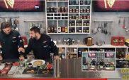 Tραγανό προζυμένιο ψωμί με δροσερά υλικά Pitenis-Ακολουθείστε τα μυστικά της κουζίνας