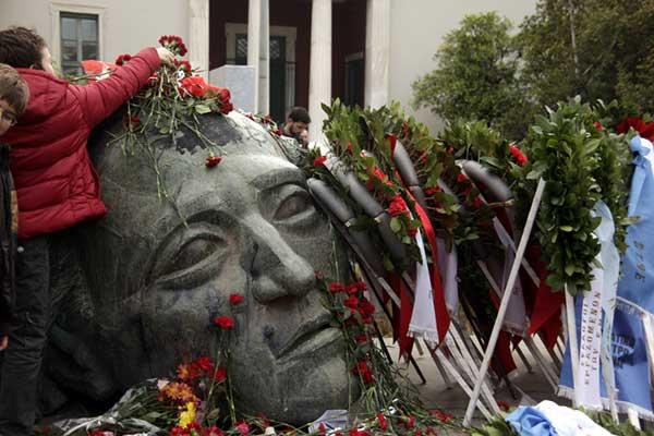 Σωματείο «Η Ένωση»: 17 Νοεμβρίου Ημέρα Μνήμης