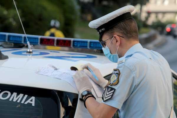 30 παραβάσεις για περιορισμό μετακίνησης και 5 για μη χρήση μάσκας στη Δυτική Μακεδονία