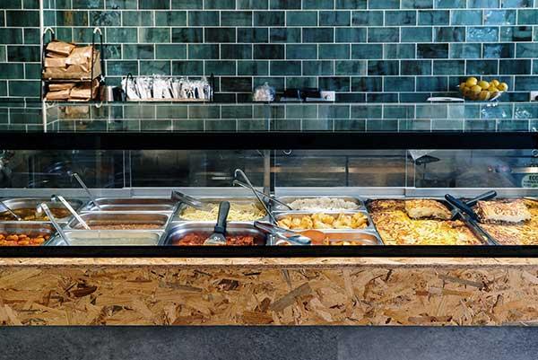 Χρώματα, αρώματα & γεύσεις από σπίτι στο Σπιτικό Φαγητό Δαγκλής