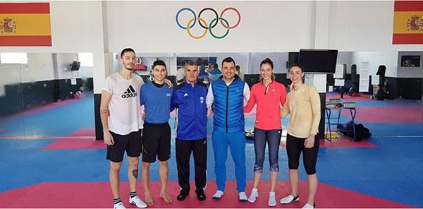 Χωρίς άγχος για το προ-Ολυμπιακό η ομάδα του τάε κβον ντο