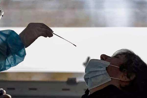 Rapid test στις κοινότητες Παπαγιάννη και Νεοχωρακίου