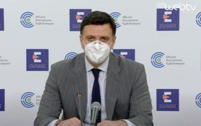Εισήγηση για το εμβόλιο της Astrazeneca στους άνω των 65 – Σχέδιο έκτακτης ανάγκης ανακοίνωσε ο Κικίλιας