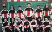 Οι μαθήτριες του 2ου ΤΕΛ Κοζάνης, Πρωταθλήτριες Ελλάδας στο σχολικό Πρωτάθλημα 1994 και όγδοες στο Παγκόσμιο της Γερμανίας