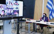 Στα προβλήματα της ανεργίας των γυναικών στην ΠΕ Κοζάνης αναφέρθηκε η Παρασκευή Βρυζίδου Βουλευτής Ν. Κοζάνης στην τηλεδιάσκεψη του Δικτύου Γυναικών της Κοινοβουλευτικής Συνέλευσης Γαλλοφωνίας, 19/01/2021