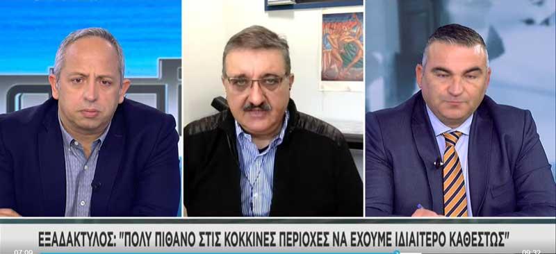 Εξαδάκτυλος: Υπάρχουν τεχνικά προβλήματα που κρατούν την Κοζάνη σε επίπεδο που δεν βρίσκεται κανονικά- Ενσωματώθηκαν τεστ με κάποια καθυστέρηση