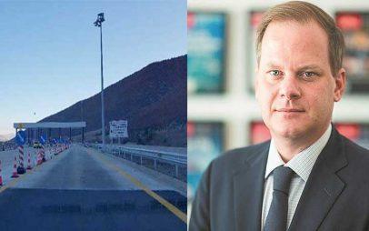 Δισυπόστατος ο υπουργός Υποδομών κ. Κώστας Καραμανλής για το θέμα των διοδίων στη Σιάτιστα;