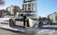 Ήλιος με δόντια στην Κοζάνη – Πάγος στα στενά,πεντακάθαροι οι κεντρικοί δρόμοι