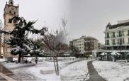 Η πλατεία της Κοζάνης τώρα