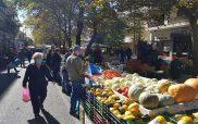 Επαναλειτουργία των λαϊκών αγορών του Δήμου Κοζάνης-Συστάσεις για αυστηρή τήρηση των μέτρων από επαγγελματίες και πολίτες