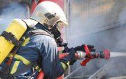 Γαλατινή: Φωτιά σε κολόνα της ΔΕΗ