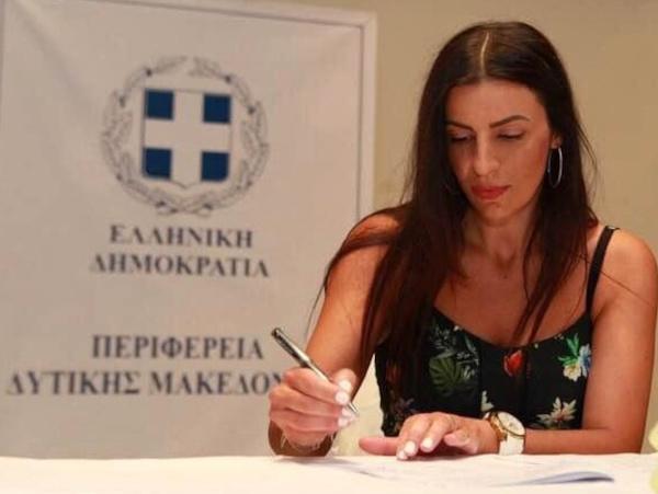 Ευχές στους υποψηφίους από την Πουταχίδου Όλγα