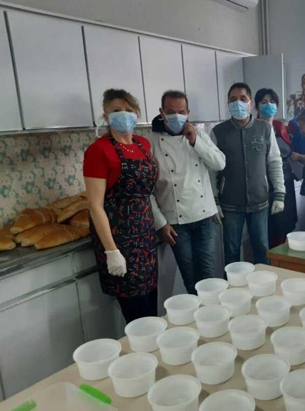 Δήμος Κοζάνης: Το συσσίτιο συνεχίζει απρόσκοπτα τη λειτουργία του και την περίοδο της πανδημίας