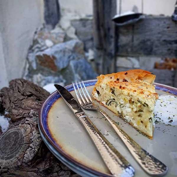 BioYgeia: Τεμπέλικη σπανακόπιτα ή τάρτα σπανάκι με φύλλο κρούστας;
