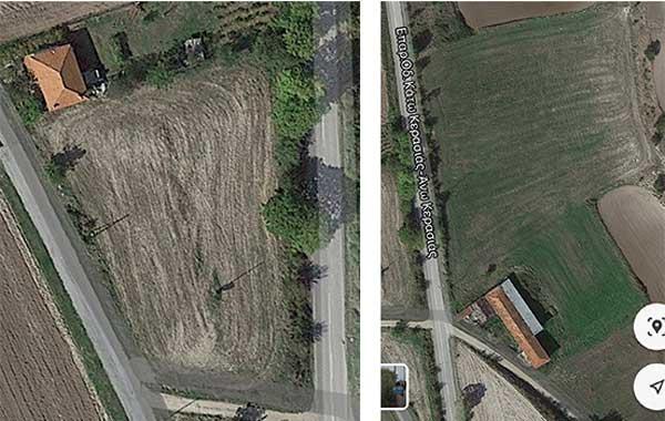 Πωλείται αγροτεμάχιο 20 στρεμμάτων και γωνιακό οικόπεδο 4 στρεμμάτων στο χωριό Κερασιά Αιανής