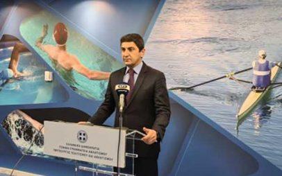 Τα 13 άμεσα μέτρα στον αθλητισμό, που ανακοίνωσε ο Λευτέρης Αυγενάκης, για την καταπολέμηση της σεξουαλικής βίας και την πάταξη φαινομένων διαφθοράς και κατάχρησης εξουσίας