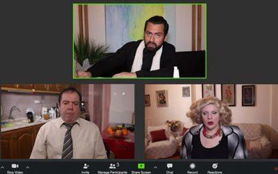 ΔΕΝ ΤΟ ΖΟΟΜ': Η σύνταξ' (Βίντεο)