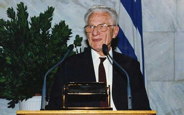 Συλλυπητήρια Δημοτικού Συμβουλίου Καστοριάς για το θάνατο του Ιωάννη Μαζαράκη-Αινιάν πρώην Νομάρχη Καστοριάς