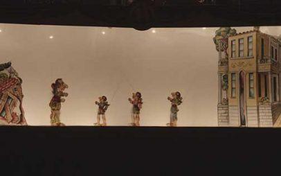 Η παράσταση «Μυθικός Καραγκιόζης» Περσέας και Ανδρομέδα έρχεται σε online streaming