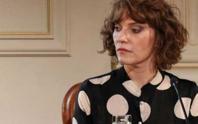 Νέα καλλιτεχνική διευθύντρια του Εθνικού Θεάτρου η Έρι Κύργια από την Κοζάνη