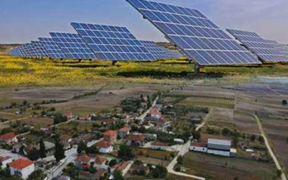 Ο δήμος Σερβίων κατέθεσε αίτηση ακυρώσεως κατά των αδειών εγκατάστασης και λειτουργίας των φωτοβολταϊκών σταθµών στο δάσος «Μάνα Νερού» Μεσιανής
