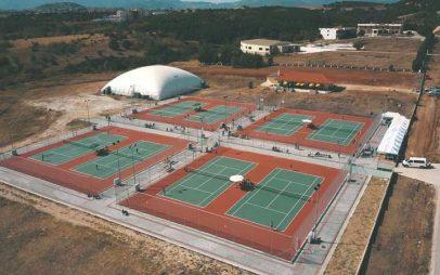 Όμιλος Αντισφαίρισης Πτολεμαΐδας: «Λειτουργούν οι αθλητικές εγκαταστάσεις του τένις»