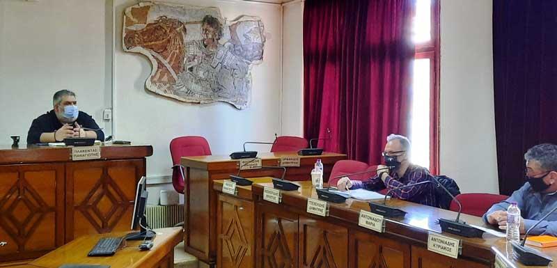 Συνάντηση Δημάρχου Εορδαίας με τους Προέδρους των Κοινοτήτων Κομάνου, Μαυροπηγής, Πτελεώνα και Αναργύρων
