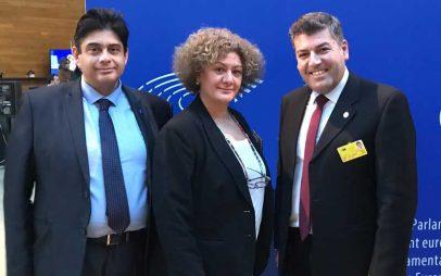 Η Κοζανίτισσα Σάγια Τσαουσίδου νέα πρόεδρος του Διεθνούς Διοικητικού Συμβουλίου της Ένωσης Ευρωπαίων Δημοσιογράφων