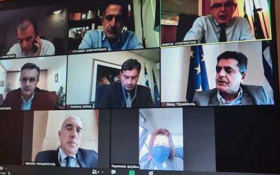 Στάθης Κωνσταντινίδης: Συνεργασία των Βουλευτών και του Περιφερειάρχη Δυτικής Μακεδονίας με τον Πρόεδρο του ΕΛΓΑ Ανδρέα Λυκουρέντζο