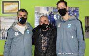Χρήστος Αλμασίδης, Αποστόλης Τεληκωστόγλου: Με μια βαλίτσα στο χέρι, γεμάτη ελπίδες και όνειρα για την πρόκριση στην Ολυμπιάδα