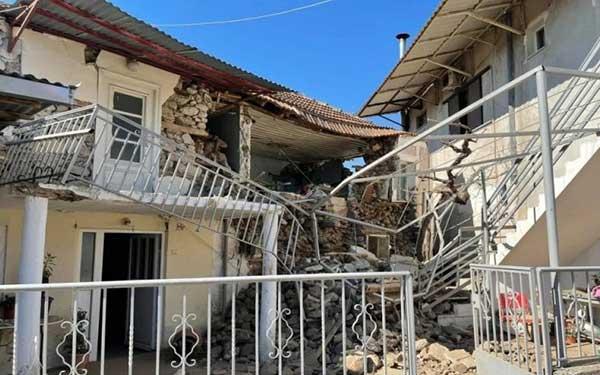 Β. Καρακώστας – Θεσσαλία: Η μετασεισμική ακολουθία θα διαρκέσει αρκετές εβδομάδες