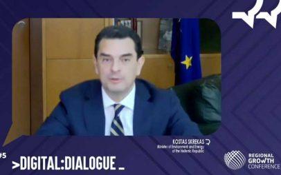 Σκρέκας: Η Ελλάδα πρωτοπορεί στις πολιτικές απολιγνιτοποίησης – «Καύσιμο-γέφυρα» το φυσικό αέριο