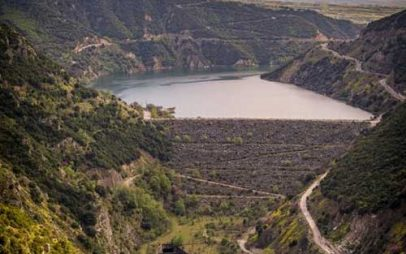 Φωτογραφία της ημέρας: Το Φράγμα της Λίμνης Πολυφύτου