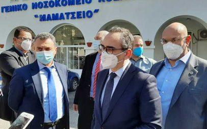 Ο Βασίλης Κοντοζαμάνης δεν δεσμεύτηκε και το Νοσοκομείο της Κοζάνης νοσεί
