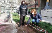 Ετοιμάζεται ο χώρος της πλατείας Μ.Ασίας όπου θα τοποθετηθεί το μνημείο Μικρασιατικού Ελληνισμού