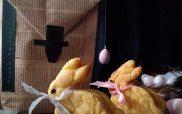 The 3 Cooks: Πασχαλινά μπισκότα